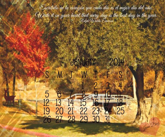 1January 2014