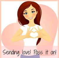 Love ..pass it on