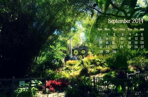 Sept. 2014 calendar1