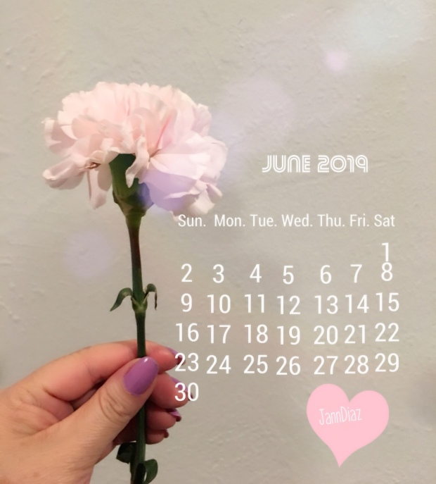 June2019 cal